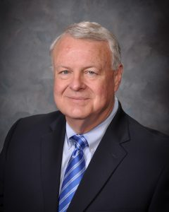Head shot of Superintendent Bret Towne