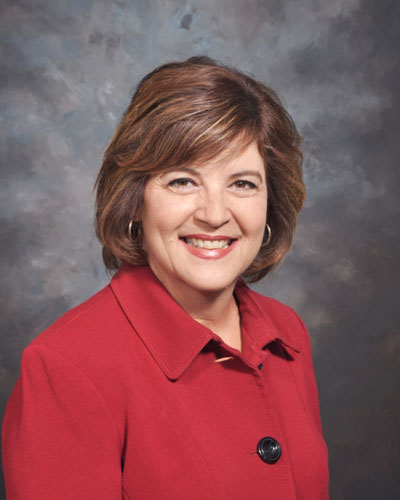 Chief Information Officer, Susan Parks Schlepp