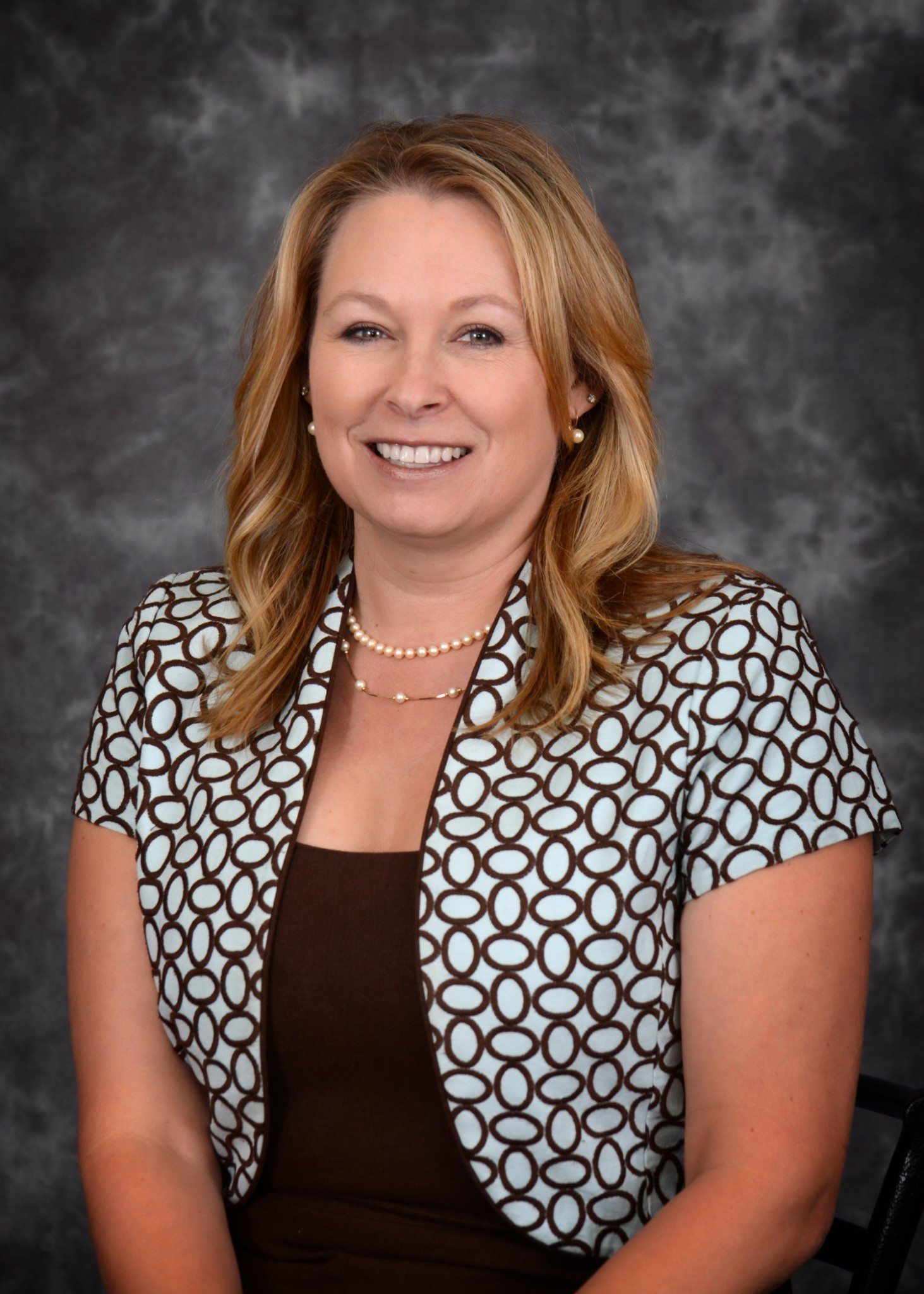 Associate Superintendent, Angela Gruenwald